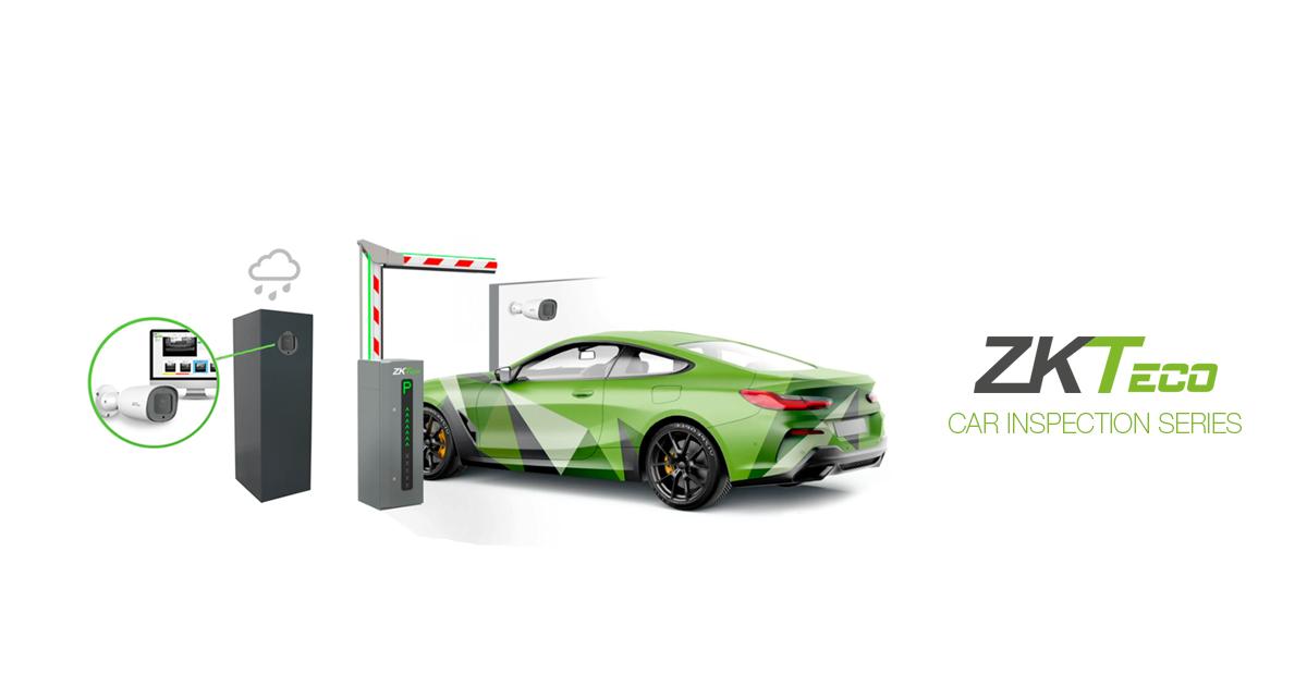 Sistema <b>LPR ZKTeco</b> per un controllo avanzato degli accessi dei veicoli