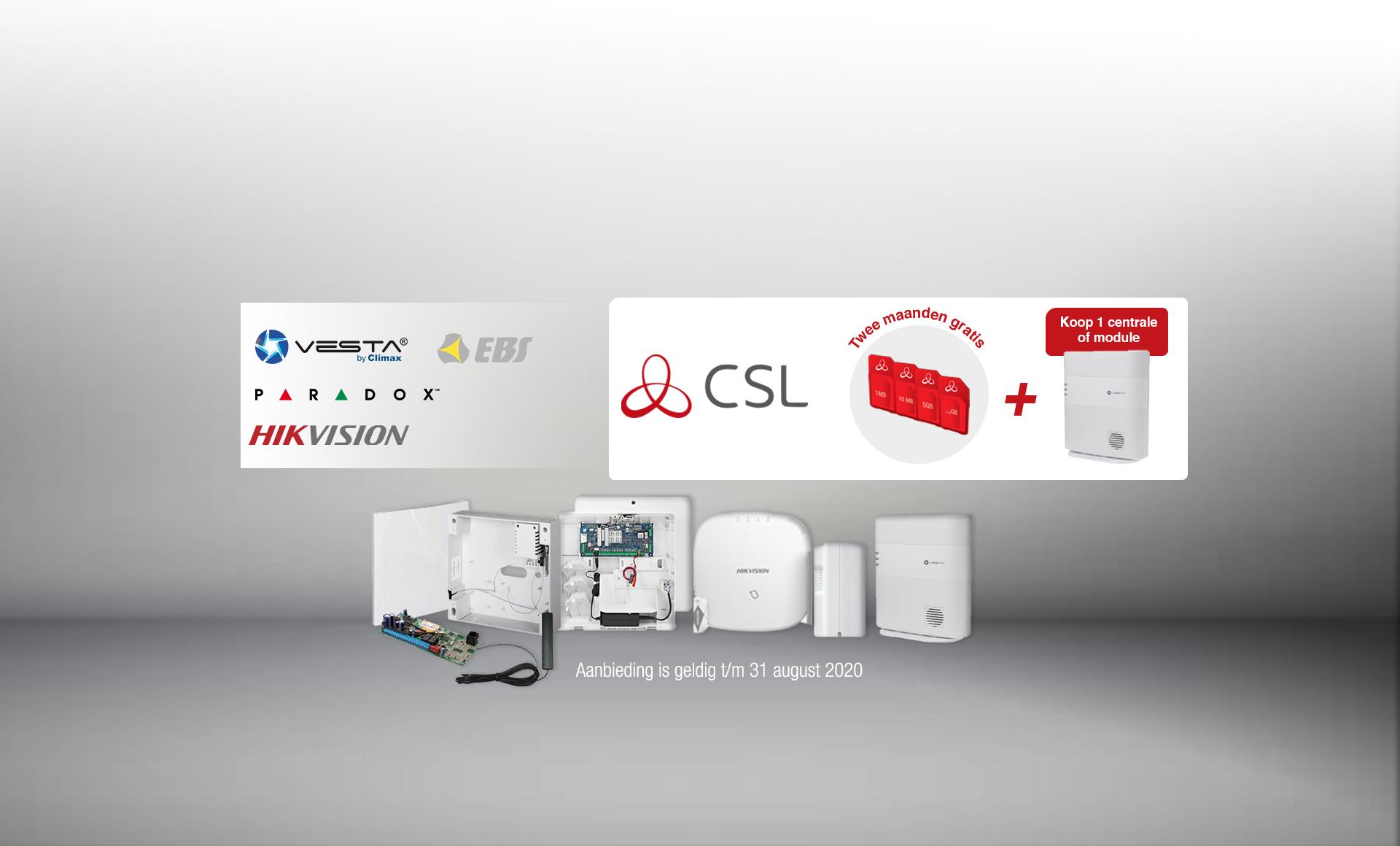 <b>2 maanden gratis een CSL connectie bij aankoop van een By Demes paneel of module</b>