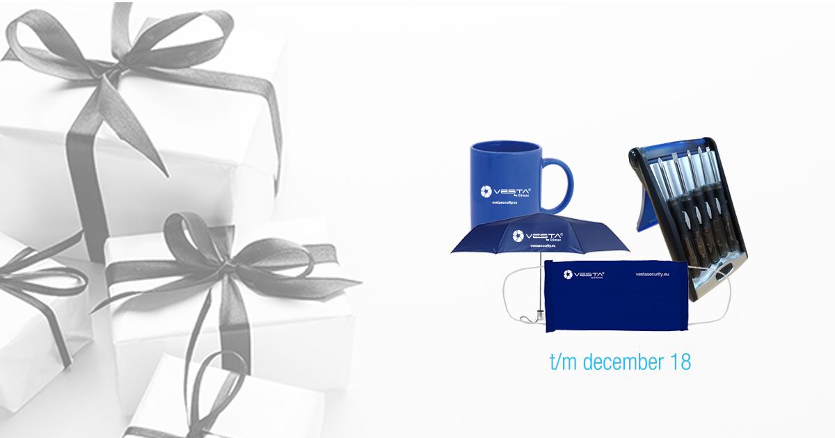 <b>Vesta verrassingsgeschenk bij aankoop boven 300 euro excl. btw</b>