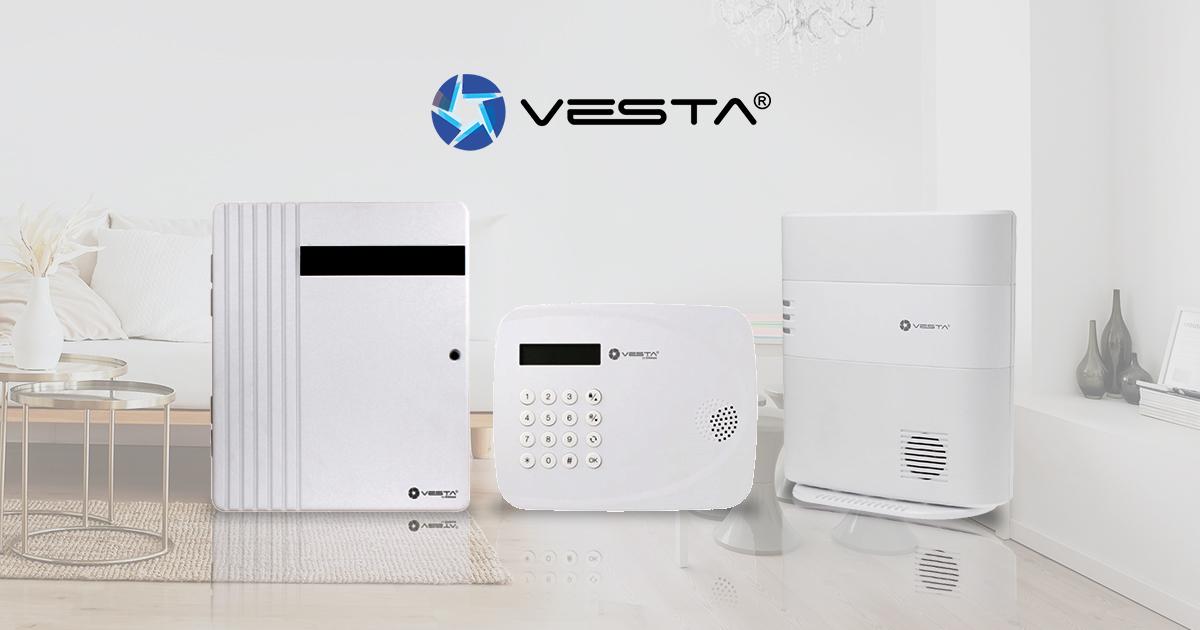 10 razões para escolher VESTA: o melhor Sistema de Alarme do mercado