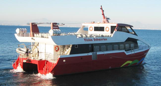 De boot taxi's van Kon Tiki Cruises in Spanje, zijn uitgerust met het standalone VESTA alarm, dankzij CMAX Seguridad