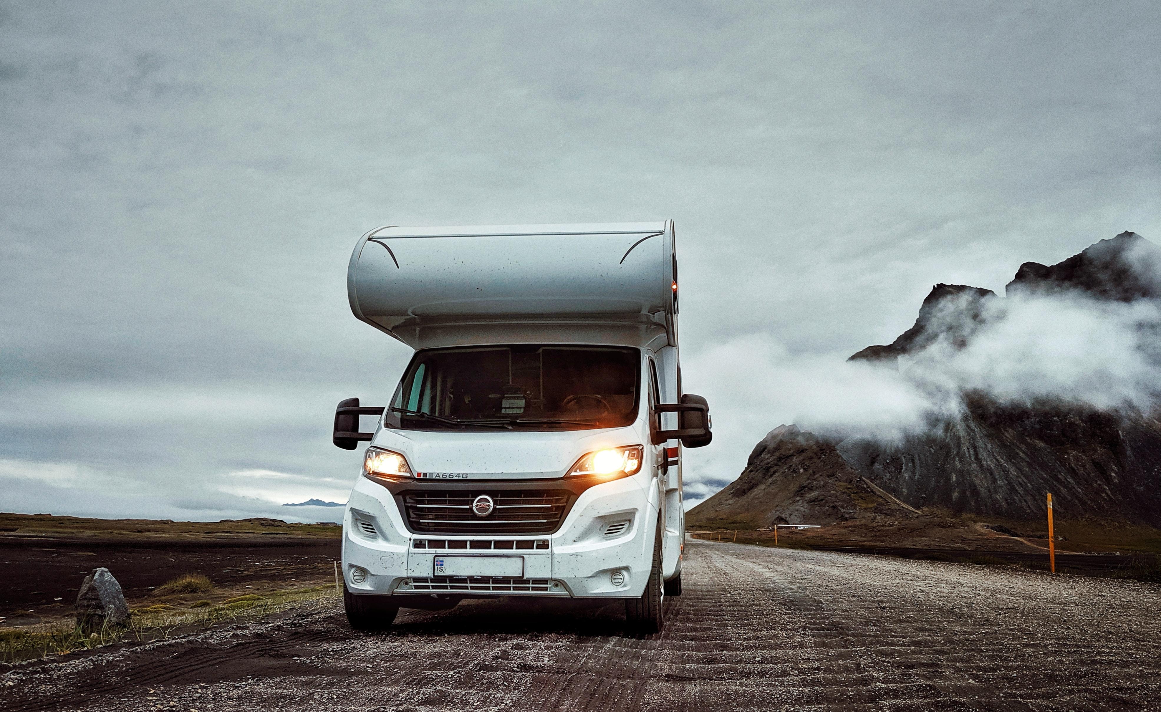 Alarme para camião e auto-caravana VESTA: uma solução para transporte e mercadorias