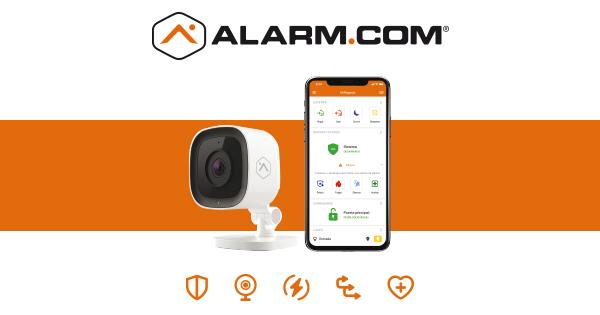 Nuevo acuerdo de distribución entre By Demes y Alarm.com en España